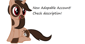 New Adoptable Account! by YAYSISTERS