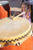 Drumming by oddjester