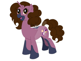 Hermione Granger Pony by CrimsonGlow