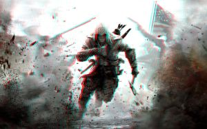 Assassin's Creed 3 3-D conversion by MVRamsey