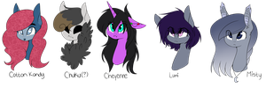 .:Request Batch:. by PinkCreme