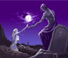 Love Beyond Death by Athena-Erocith