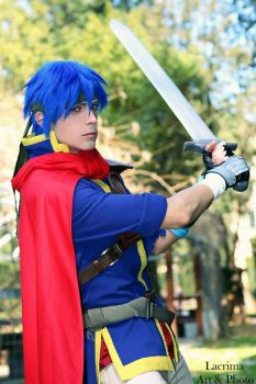 Ike - Fire Emblem by IKaggi14