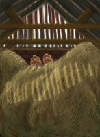 Hayloft by SmallVixen