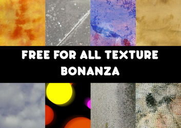 Free for all texture dump by Pojypojy