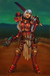 Adepta Sororitas 2 final by Khantian