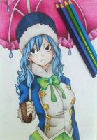 Juvia Lockser by Nakiimushi