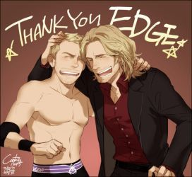 Thank you EDGE by cooru58