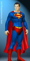 superman 2011 Cavill by strib
