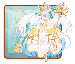 {auction} Fysaera Adopt - Golden Wedding {closed}
