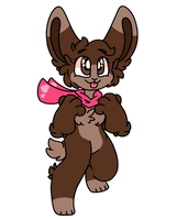 lil' floof by Smolby