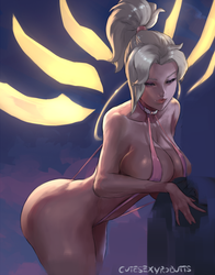 sling mercy by cutesexyrobutts