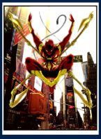 Iron Spider by s3r4phyn