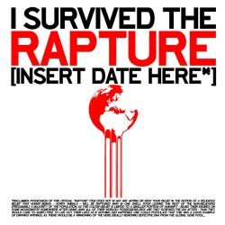 I SURVIVED THE RAPTURE by PeridotPangolin