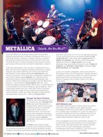 Metallica Layout Page by madna29