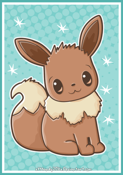 Eevee by xXMandy20Xx