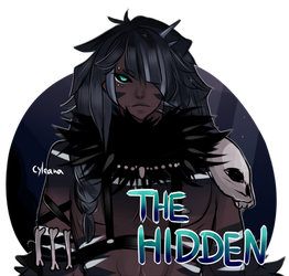 Jul. 2018 Gleamstic Prompt: The Hidden by Cyleana