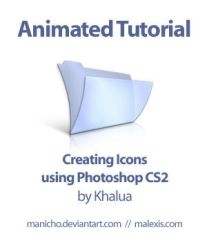 Creating Icons in PS CS2 by mauricioestrella