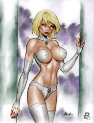 White Queen By D. Black by MrLively