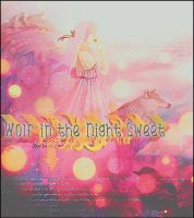 Wolf in the Night Sweet by xSmileLucy