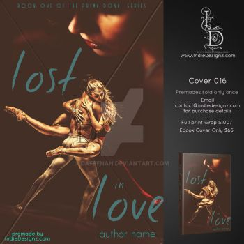 Premade ebook cover 016 by Dafeenah