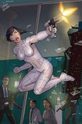 Ghost in the Shell by JericaWinters