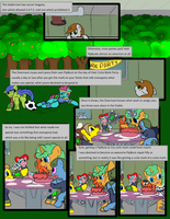 Of PipBucks and Cutie Marks Pg5 by VeraciousNeophyte