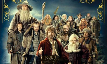 One Hobbit To Roundhouse - Kick Them All XD by ZombieSandwich