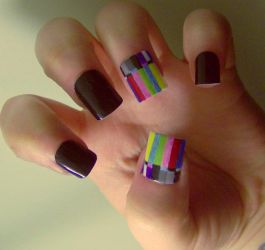 Colour Bars by KayleighOC