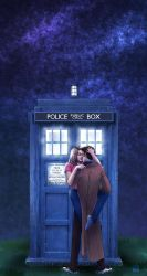 Let's make the TARDIS jealous by trasigpenna