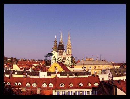 Greetings from Zagreb by Nikaa-inthesky