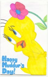 Tweety Bird by JessAtor