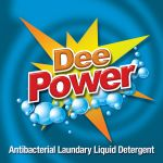 Dee Power Logo by Raheelali1234