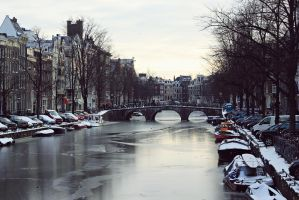Beautiful Amsterdam by HisNameIsIrene