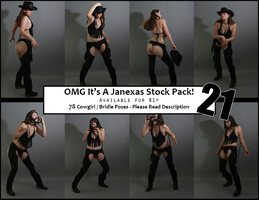 Omg It's a Janexas Stock Pack! 21 by Janexas