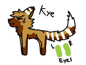 Kye for oaky by Paint-y