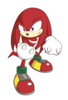 Knuckles - simple by Hydro-King