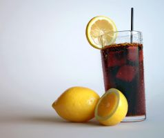 Coke and Lemon by opengraphics