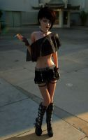 Charlotte: Gothic Girl by MrXenocide