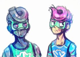 ARMS - Springtron doesn't bruise by Louivi