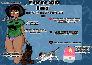 Meet The Artist-TheEcchiQueen by TheEcchiQueen