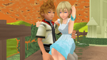 Meeting Again Original Themselves (Roxas x Namine) by 9029561
