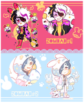 [CLOSED]ZomBAB Guest Adopt Set Price~ by Brabbitwdl