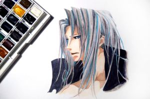Sephiroth by RedemptionIas