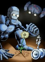 Robots by arcpacheco
