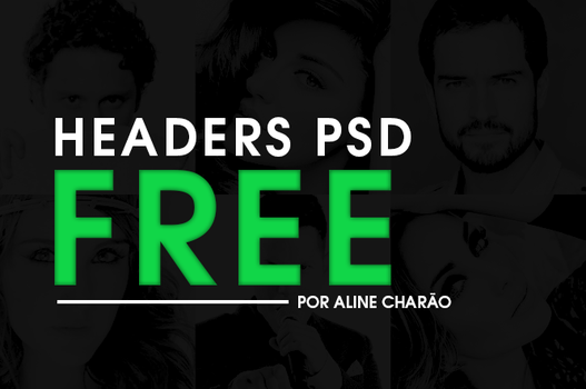 Headers PSD Free by rbd4eveer