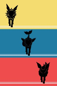 Walking Trio by SoftSucculent