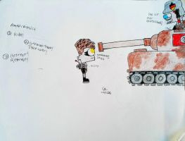 *Surprise Request* Panzerschlacht! by MOTLEYLOMBAXCRUE666