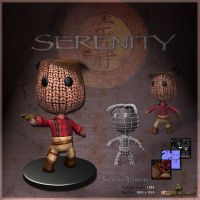 Sackboy Game Artisan's Contest Entry by JCobes