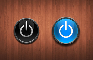 Revamped Power Icons by wongSlam
